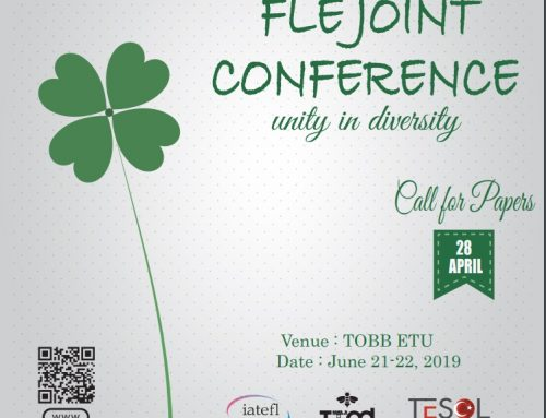 FLE Joint Conference: Unity in Diversity