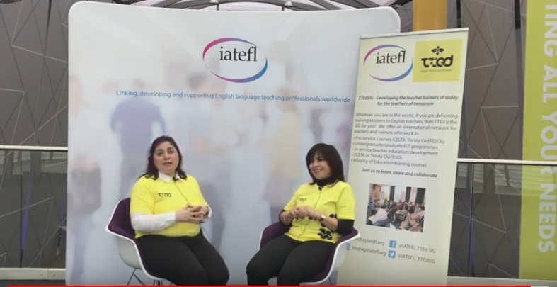 An interview with TTEd SIG coordinator, Burcu Tezcan-Unal at IATEFL